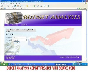 BUDGET-ANALYSIS-ASP-NET-PROJECT-WITH-SOURCE-CODE