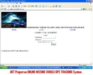.NET-Project-on-ONLINE-MISSING-VEHICLE-GPS-TRACKING-System