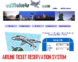 AIRLINE-TICKET-RESERVATION-SYSTEM