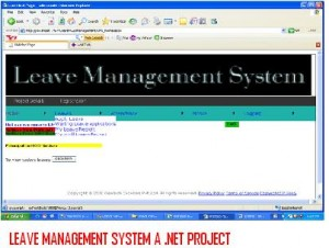 Leave-Management-System-.Net-Project