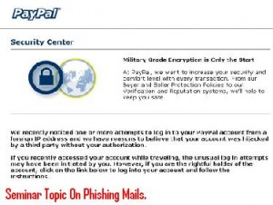 Seminar-Topic-On-Phishing-Mails.