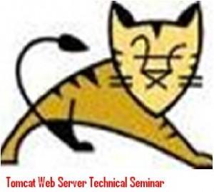 Tomcat-Web-Server-Technical-Seminar