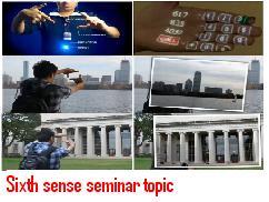 sixth-sense-seminar-topic