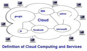 Definition of Cloud Computing and Services