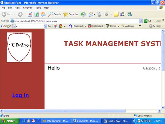 Task Management System Project in ASP Net | 1000 Projects