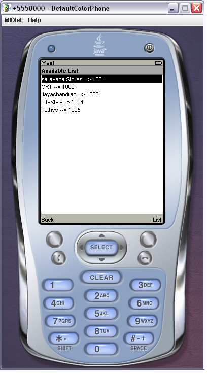 Offer User Interface Design