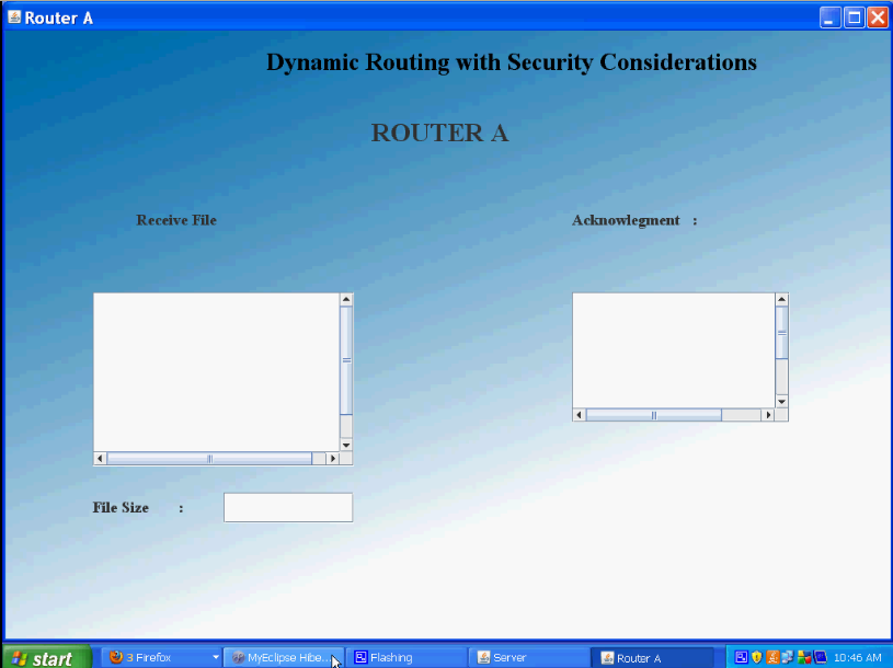 Dynamic Routing1
