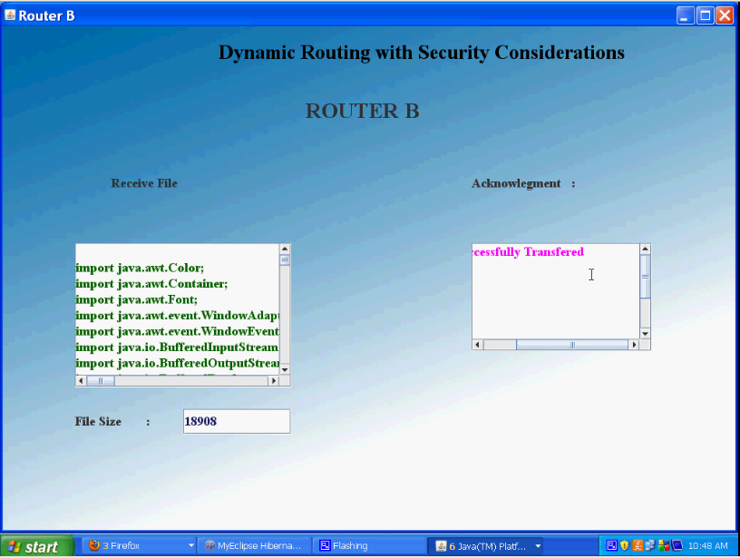 Dynamic Routing4