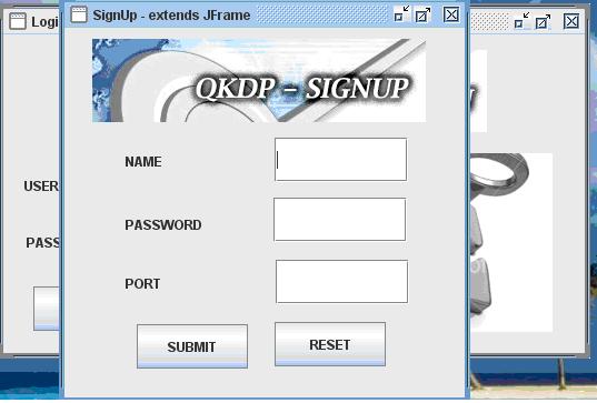 User login1