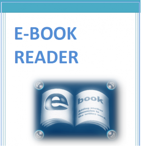 E Book Reader Seminar