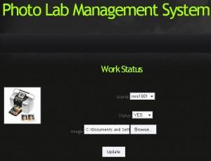Photo Shop Management System