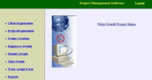 Project Management System Project