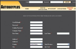 Online Auctioning System