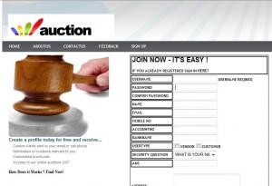 Online bidding Project
