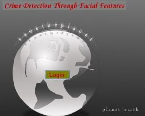 Crime Detection Through Facial Features Project in Vb.Net