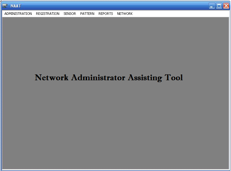 Network Administrator Assisting Tool