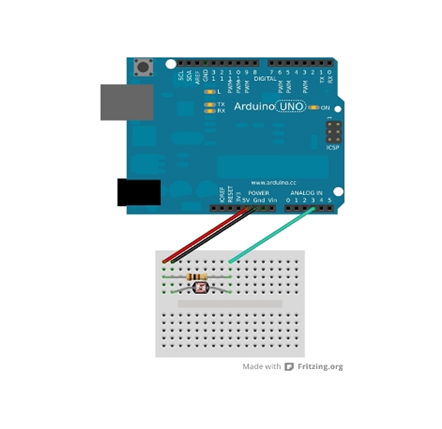 Arduino connections