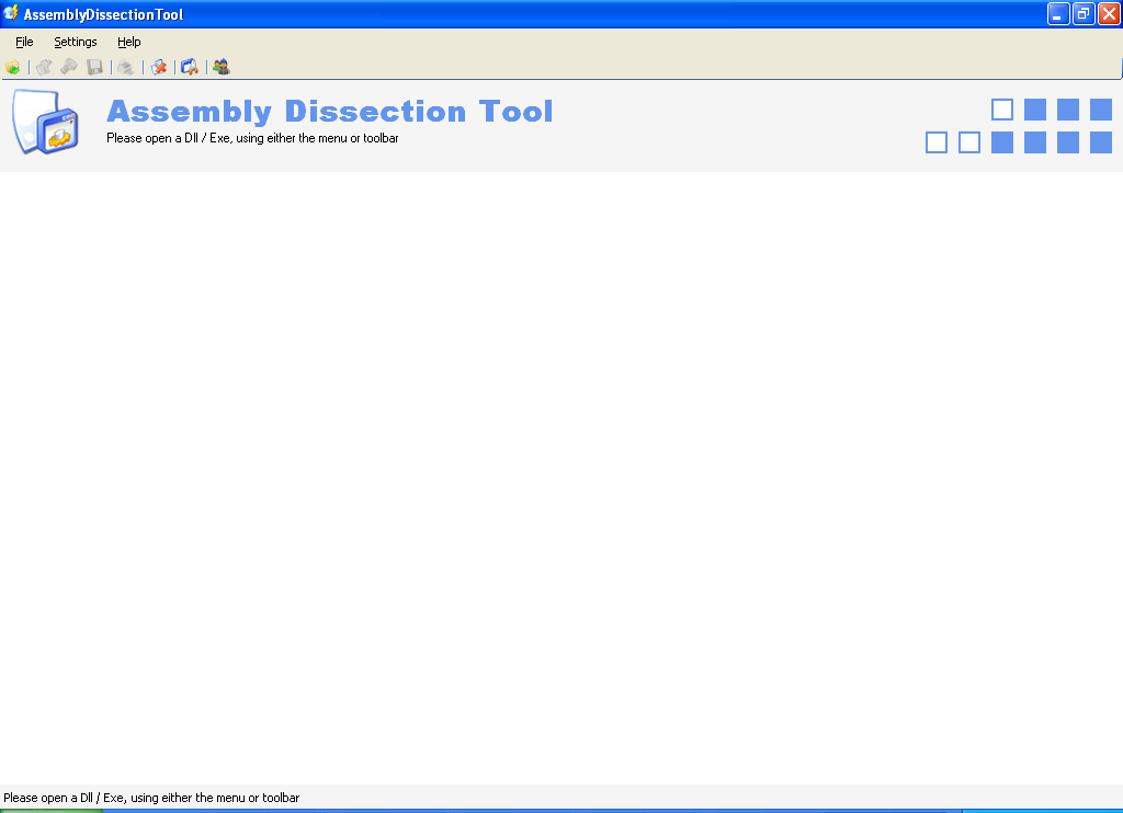 Assembly Dissection Tool