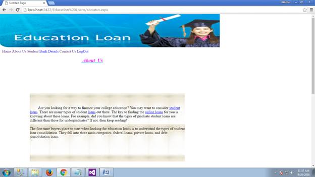 Education Loan Management System 02