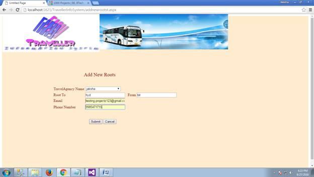 Traveler Information System 21